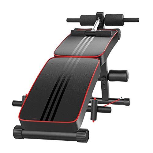 FFAN Sit-Up Board Home Bauchmuskeltrainingsgerät Multifunktions-Hantelbank Fitnessstudio Professionelle...