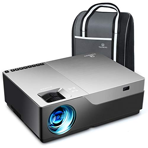 VANKYO Performance V600 Beamer, 7000 Lux Full HD Beamer, Native 1080P Heimkino Beamer mit 300' Display,...