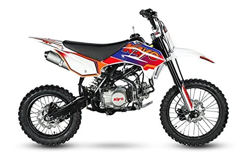 CENKOO-140H 140cc 17/14' Ölkühlung Cross Dirt Bike Pit Bike Schwarz