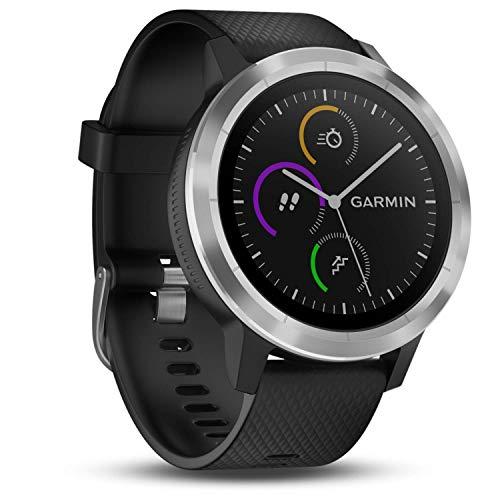 Garmin vívoactive 3 GPS-Fitness-Smartwatch - vorinstallierte Sport-Apps, kontaktloses Bezahlen mit Garmin...