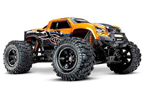 TRAXXAS X-MAXX 4X4 VXL ORANGE RTR 8S Version 1/7 4WD Monster Truck OHNE AKKU UND LADER