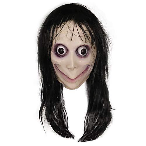 molezu Gruselige Masken, Horror Masken Halloween Resident Evil Monster Maske, Gruselige Kostüme Party Gummi...