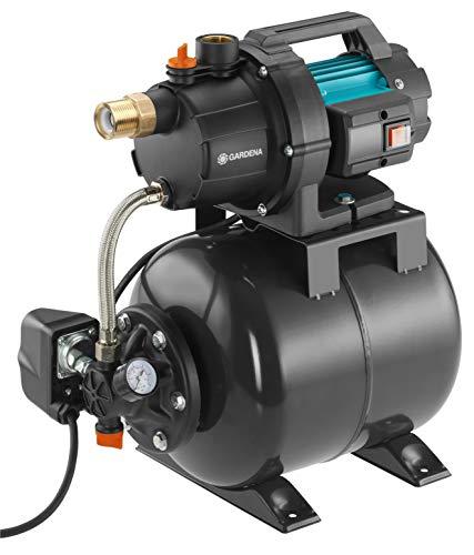 GARDENA 09023-20 Hauswasserwerk 3700/4, Standard, small