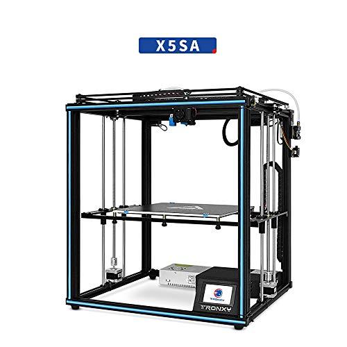 TRONXY X5SA Großformatiger DIY-Bausatz Hochpräziser industrieller 3D-Drucker geräuscharme Riemenscheibe,...