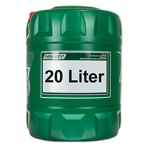20 Liter FANFARO Kettenöl/ Kettenhaftöl für Motorsägen/ Mineralölbasis