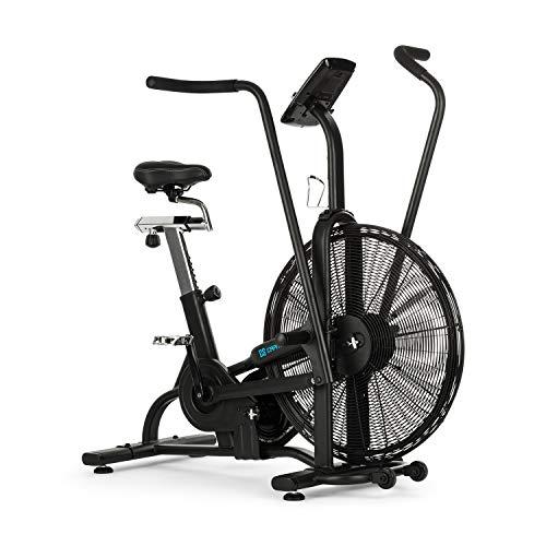 Capital Sports Strike Bike - Heimtrainer, Cardiotrainer, Ventilationswiderstand, integrierter...