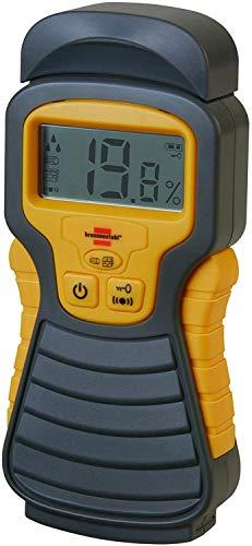 Brennenstuhl Feuchtigkeits-Detector MD (Feuchtigkeitsmessgert/Feuchtigkeitsmesser fr Holz oder Baustoffen, mit...