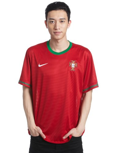 Nike Portugal Trikot 447883 Rot 638 Größe S M L XL XXL, Farbe:rot;Textilien Größen:XL