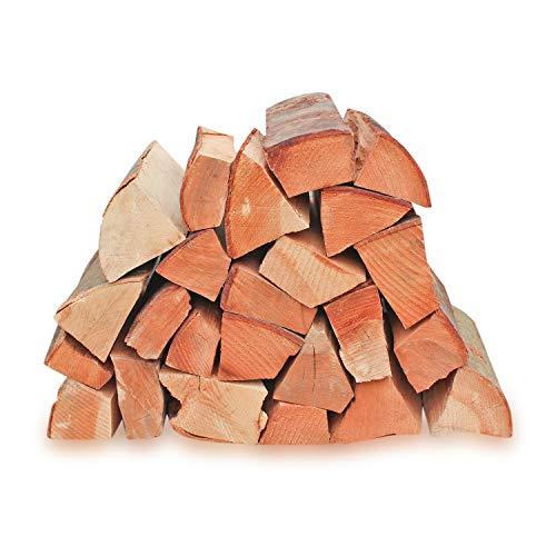 30kg Kaminholz Brennholz 25cm 100% reine Buche, ofenfertig, Kaminofen, Lagerfeuer, Feuerholz