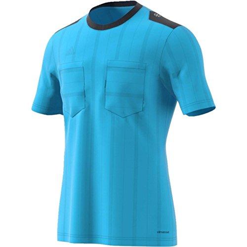 adidas Herren UCL Referee Trikot, Bright Cyan, L