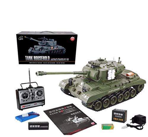 s-idee® RC Panzer YH4101E-3 Snow Leopard mit Airsoft-Feuerung 1:16 2.4 Ghz