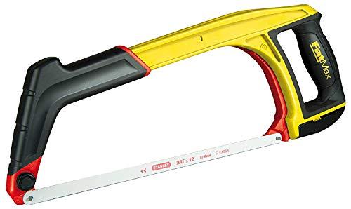 Stanley FatMax 5-in-1 Multifunktionssäge 430mm 0-20-108 – Bügelsäge für Metall, Handsäge & Kurzsäge...