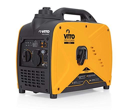 VITO Professional Silent 20kVA / 16 KW SUPER LEISE Diesel Stromerzeuger 400V AC 50Hz / 230V AC 50Hz...