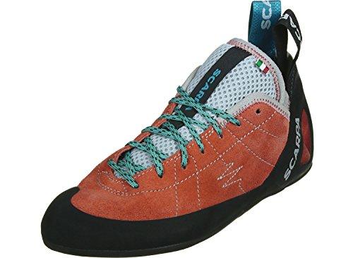 Scarpa Helix Kletterschuhe Damen Mandarin red Schuhgröße EU 39,5 2020 Boulderschuhe