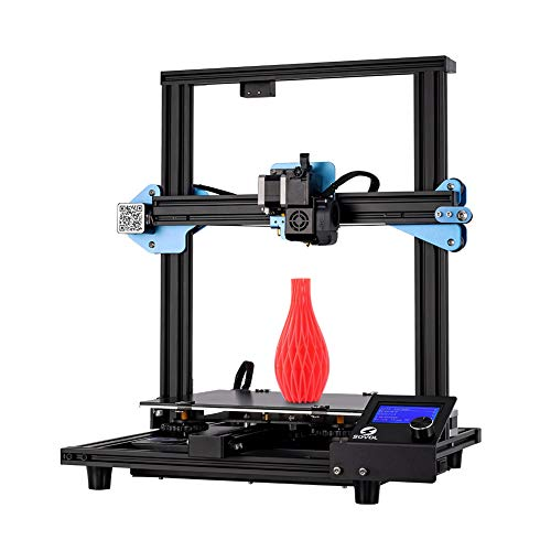 Sovol SV01 3D Drucker mit Direct Drive Extruder Ultrabase Glasplatte Heizbettes Filament Ende Detektor...