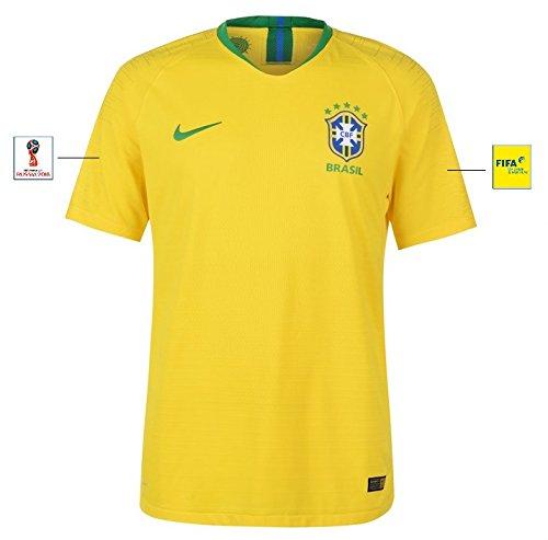 Nike Group Trikot Herren Brasilien WM 2018 Home (S)