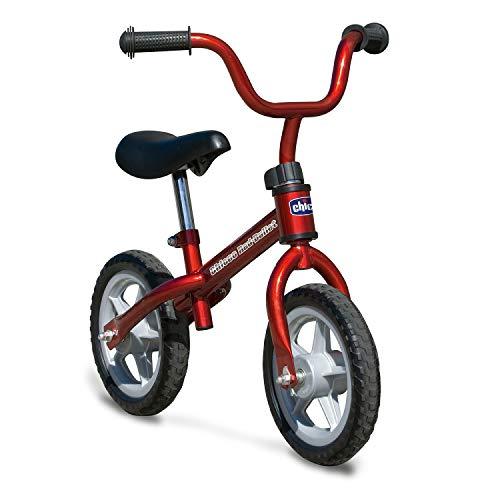 Chicco Red Bullet Laufrad für Kinder 2-5 Jahre, Kinder Laufrad fürs Gleichgewicht, mit höhenverstellbarem...