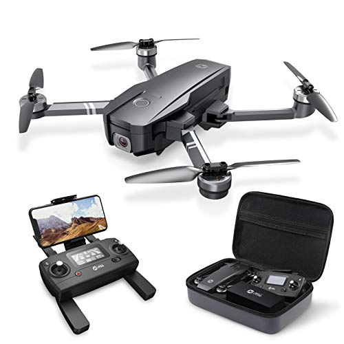 Holy Stone HS720 Faltbare GPS Drohne mit 4K Kamera Full-HD Live Übertragung,RC Quadcopter mit bürstenloser...