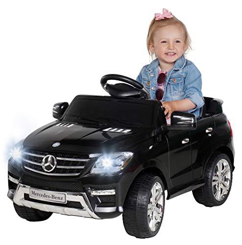 Kinder Elektroauto Mercedes ML 350 Original Lizenz Auto 2X 25 Watt Motor Kinderauto Kinderfahrzeug Elektroauto...