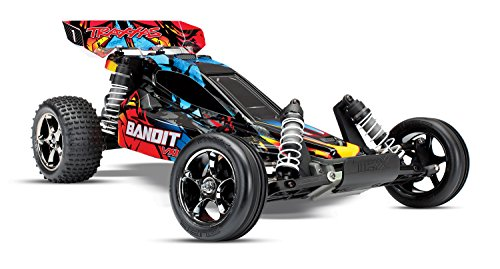 TRAXXAS Bandit VXL BL 2.4GHZ Rock-and-ROLL 1/10 RTR BRUSHLESS EP 2WD