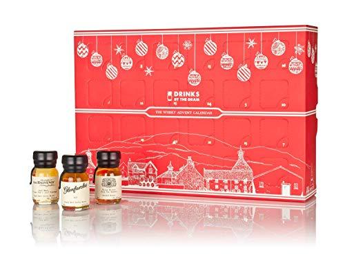 Various Distilleries - Whisky Advent Calendar (2018 Red Edition) - Whisky