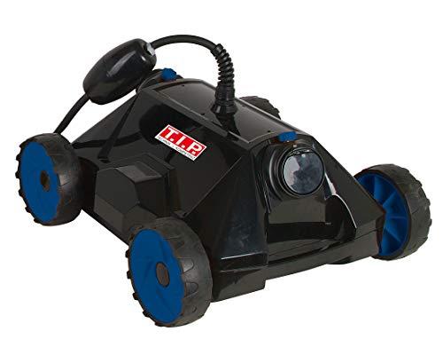 T.I.P. Sweeper 18000 Poolroboter (Boden), Schwarz/Blau