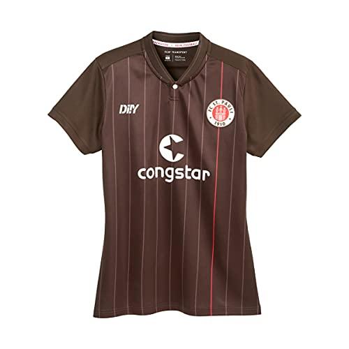 DIIY FC St. Pauli Trikot Home 2021/2022 Damen
