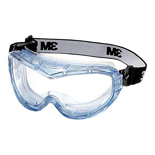 3M Vollsichtschutzbrille Fahrenheit FheitAF – Schutzbrille mit AS, AF & UV Beschichtung – Ideal für das...