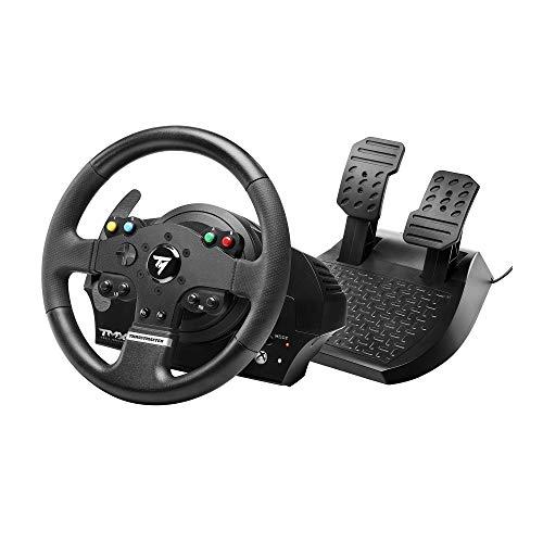 Thrustmaster TMX - ergonomisches Rennlenkrad mit einem 2-Pedal-Pedalset -Kompatibel mit Xbox One und PC....