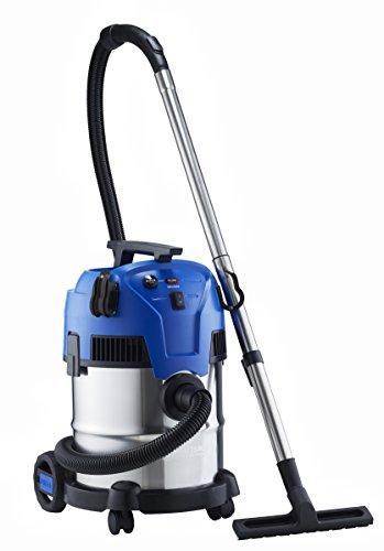 Nilfisk Multi II 22 INOX EU Nass-/Trockensauger, für die Reinigung im Innen- & Außenbereich, 22 Liter...