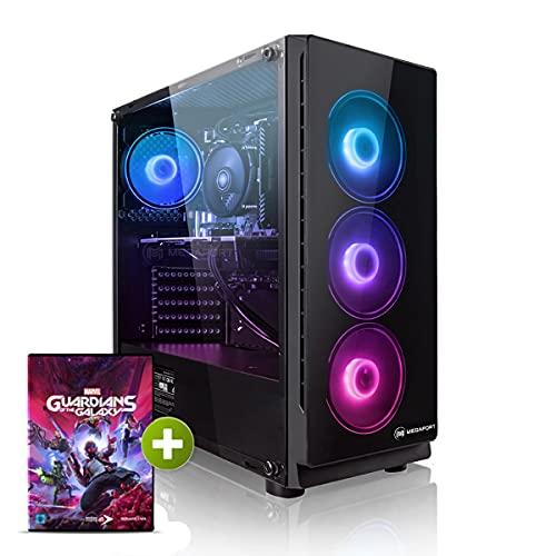 Megaport High End Gaming PC AMD Ryzen 7 3700X 8 x 4.40 Turbo • Nvidia GeForce RTX 3060 12GB • Windows 10...