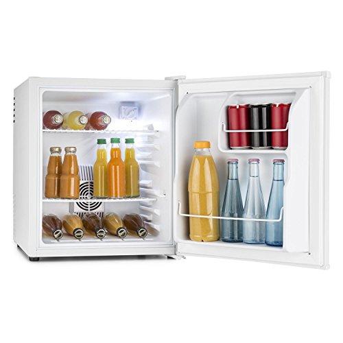 Klarstein MKS-8 Minibar Mini-Kühlschrank Getränkekühlschrank (EEK: A, 40 Liter Volumen, 2 Regaleinschübe,...