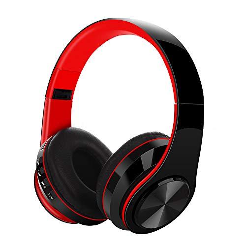 Noise Cancelling Kopfhörer Over Ear, Miya Leicht Faltbarer Kabellos Bluetooth 5.0 Ohrhörer Headset mit...