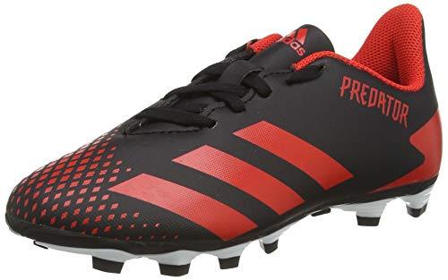 adidas Predator 20.4 Fxg J Fußballschuh, schwarz, 31 EU