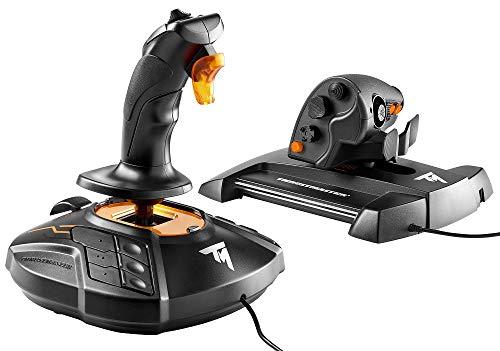 Thrustmaster T16000 FCS Hotas - Hands On Throttle And Stick - HOTAS Joystick: Präzision und alle Kontrollen...