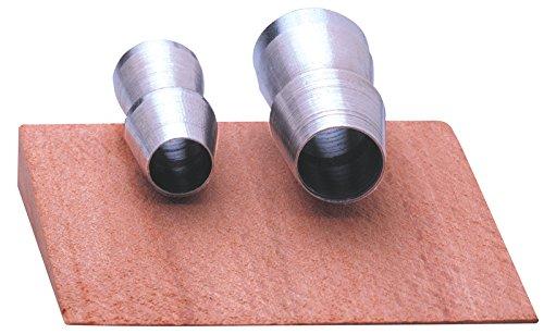 OCHSENKOPF OX E-123-0200 Befestigungssatz für schwere Äxte, 3-tlg (2 Ringkeile, 1 Holzkeil)
