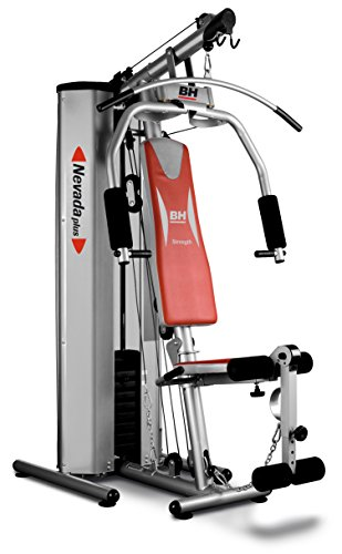BH fitness-station kraftstationen max. belastung 100 kg NEVADA Plus G119XA