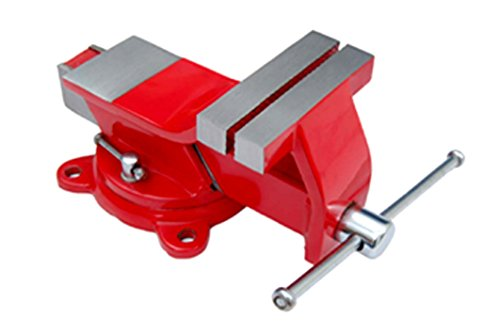 Max-Power 040281 Schraubstock drehbar 125 mm