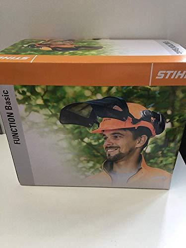 Stihl Function Basic Helmset mit Forsthelm, Gesichtsschutz und Gehörschutz