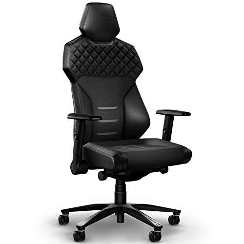 BACKFORCE One – Premium Gaming Stuhl/Schreibtischstuhl mit optimaler Ergonomie für langes Sitzen – Gaming...