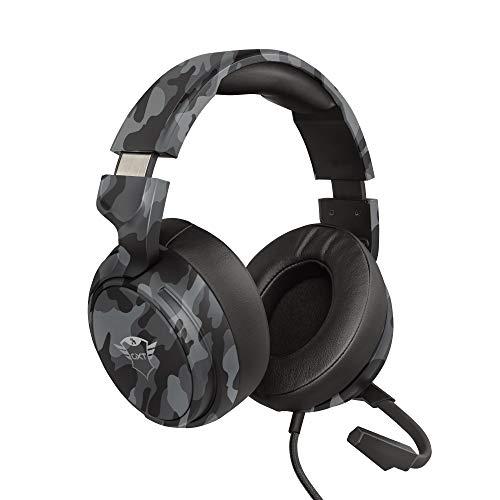 Trust Gaming Headset GXT 433K mit Mikrofon für PS4, PS5, PC, Nintendo Switch, Xbox Series X, Xbox One - Pylo...