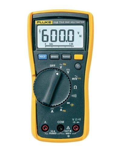 Fluke Industrial 115 True Rms Multimeter-Messgerät