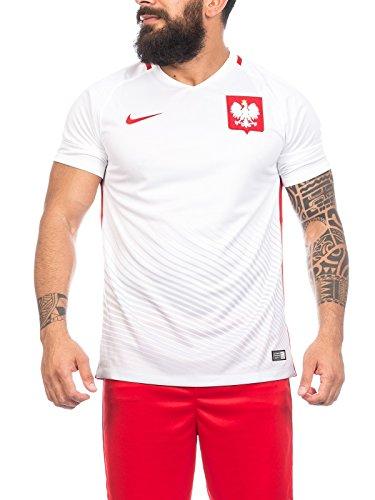 Nike Polen Trikot Home 2016 weiss S