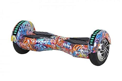 Robway W2 Hoverboard - Das Original - Samsung Marken Akku - Self Balance - 3 Farben - Bluetooth - 2 x 350 Watt...