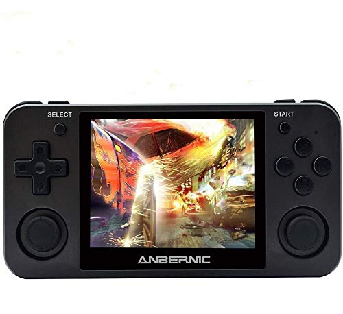 Anbernic Handheld Spielkonsole ,RG350M Retro Spielkonsole OpenDingux Tony System , Free with 32G TF Card...