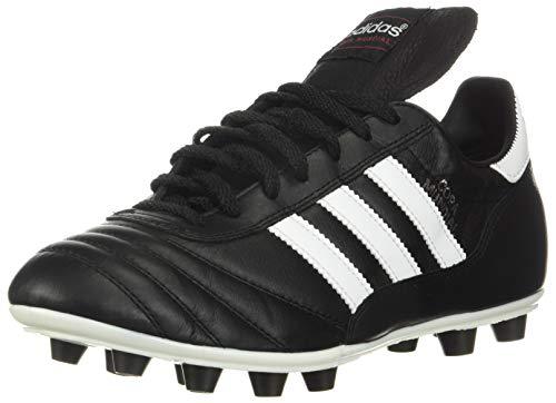 Adidas–Kaiser 5Liga, Herren Fußballschuhe, Schwarz (Black/Running White Ftw), 42 EU (8 Herren UK)