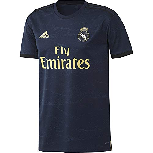 Adidas Real Madrid Trikot Away 19/20 (L, Indigo)