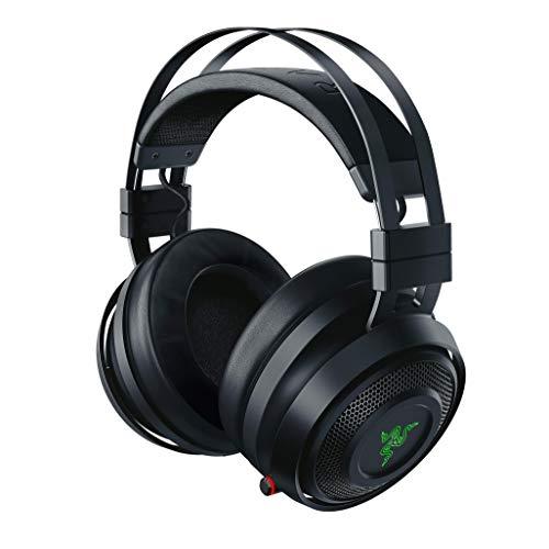 Razer Nari – Wireless Gaming Headset (Kabellose Kopfhörer, Tragekomfort ohne Kompromisse, 16 Stunden...