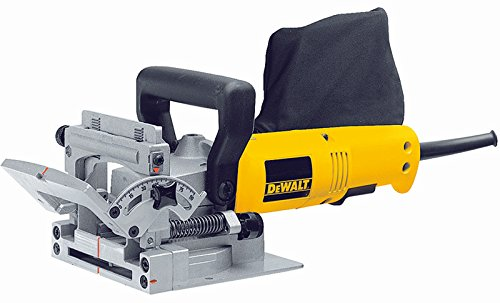 DeWalt Lamellodbelfrse (600 Watt, max. Frser- 100 mm, max. Frstiefe 20 mm, inkl. Absaugadapter, Spnefangsack,...