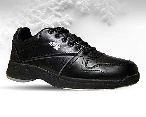Aloha RunR Bowling-Schuhe, Damen und Herren, für Rechts- und Linkshänder, Schuhgröße 37,5-49 Größe 43